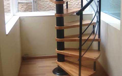Escaleras a medida zona oeste zona norte pilar moreno - Escaleras de caracol economicas ...