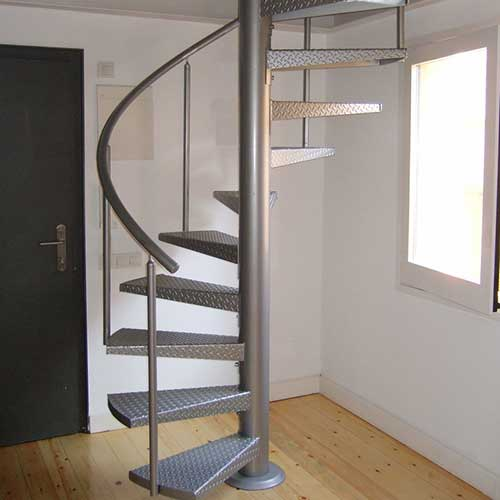escaleras caracol clsica - Escaleras De Caracol